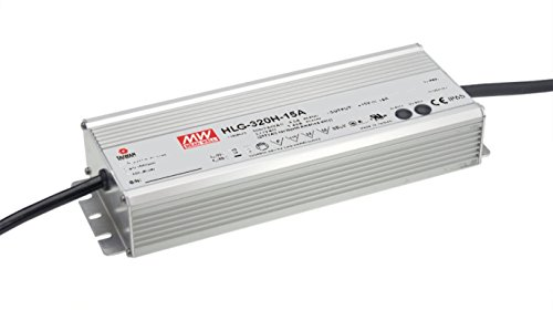 LED Driver 321.6W 48V 6.7A HLG-320H-48B Meanwell AC-DC SMPS HLG-320H Series MEAN WELL C.V+C.C Power Supply by MEAN WELL (Image #5)
