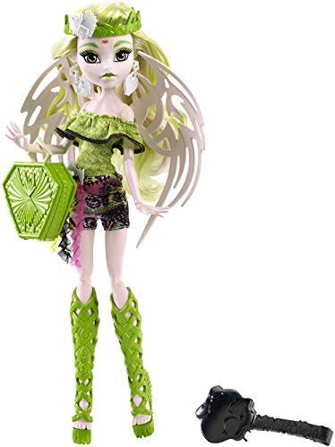 Draculaura Monster High Doll Costume (Monster High Brand-Boo Students Batsy Claro Doll)