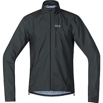 Gore Men's C3 GTX Active Jacket, Black, S