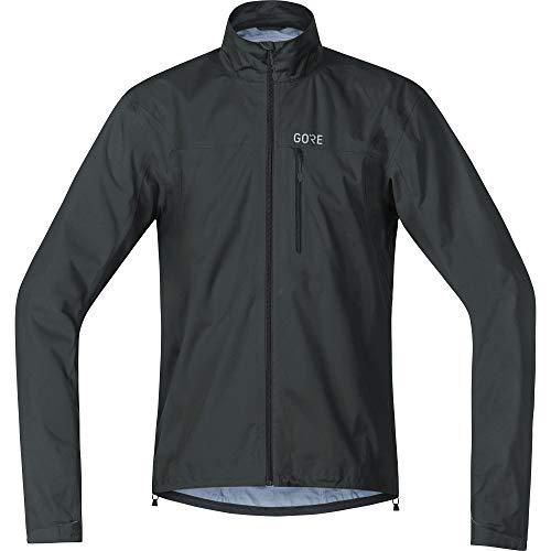 Gore Men's C3 Gtx Active Jacket,  black,  L