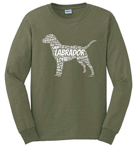 Labrador Retriever Puppy Sleeve T Shirt
