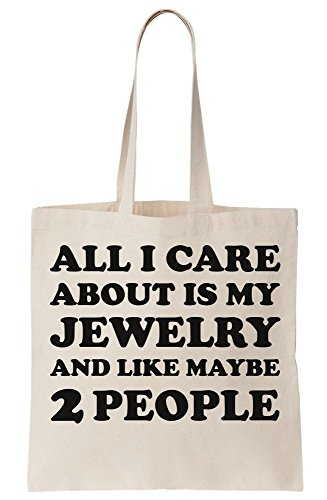All 2 Bag And Is Jewelry Maybe People Tote Care Like About Canvas I My rAgrzF