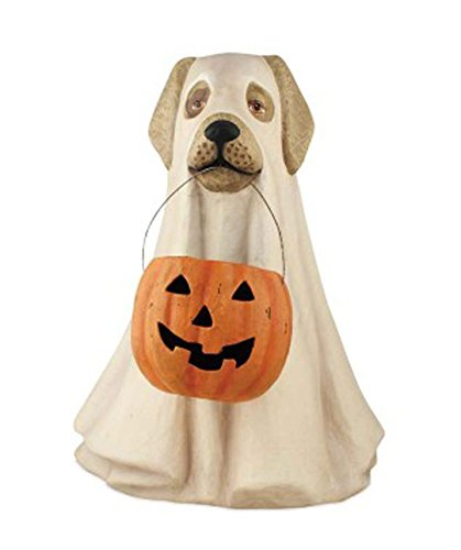 Bethany Lowe Halloween TD5046 Large Ghost Dog New
