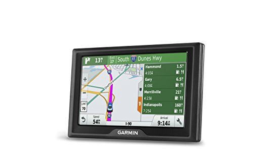 Garmin Drive 50 USA LMT GPS Navigator System with Lifetime Maps and Traffic, Driver Alerts, Direct Access, and Foursquare data by Garmin (Image #3)