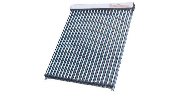 Sunchaser 20-tube Solar Agua Caliente Calentador/Colector Tubo De Vacío: Amazon.es: Jardín