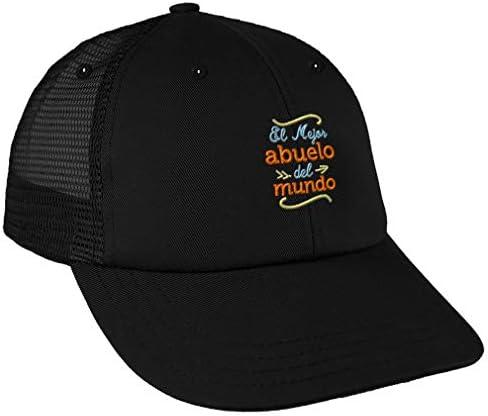 Custom Snapback Hats for Men /& Women La Mejor Hermana Embroidery Cotton Snapback
