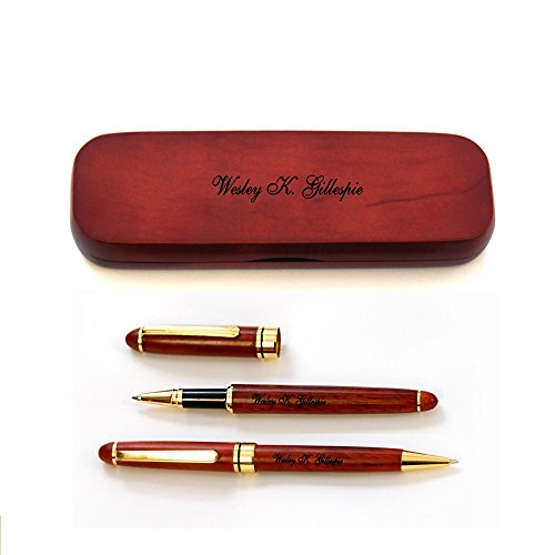 Personalized pen sets for anyone -