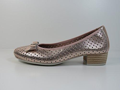 Zapato calado con lazito