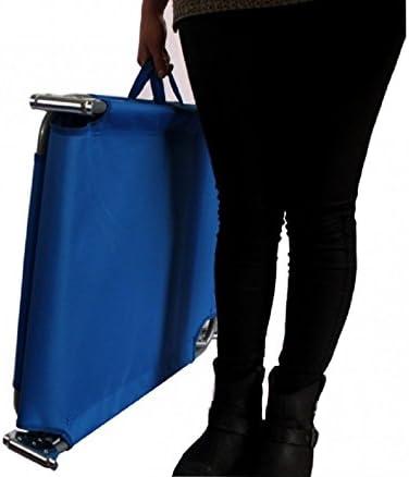 Blu Fair Lettino Prendisole Joy Schienale Regolabile Pieghevole Portatile Mare Campeggio ShopOnline