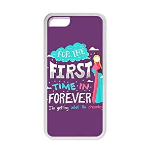 Frozen pretty practical drop-resistance Phone Case Protection for iPhone 5C
