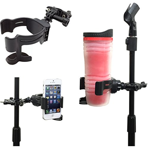 ChargerCity Drinks Water Cup Beverage Bar Pole Tripod Music