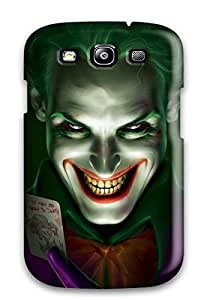 DustinHVance Galaxy S3 Well-designed Hard Case Cover Joker Protector