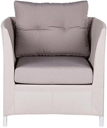 Salon bas terrassa 1 canapé + 2 fauteuils + 1 table: Amazon.es: Jardín