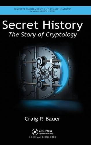 Secret History: The Story of Cryptology (Discrete Mathematics and Its Applications, Band 76)