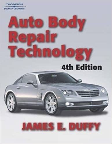 Auto Body Repair Technology, Fourth Edition 4th Edition