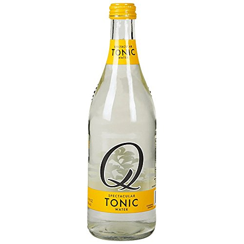 Q Tonic Water Glass Bottle(Pack of 24) ()