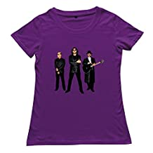 Goldfish Women's Funny Pre-cotton Bee Gees T-Shirt