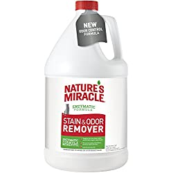 Nature's Miracle Cat Stain and Odor Remover Pour, 128 fl. oz.