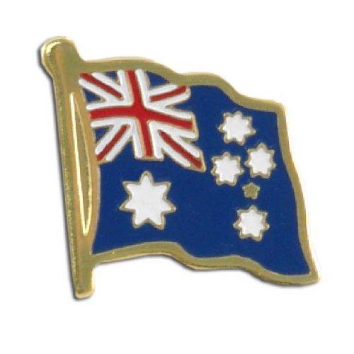 US Flag Store Australia Lapel Pin - Australia Stores
