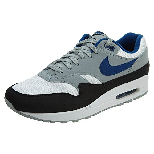 Fitness de Max Homme Gym White 102 Light Blue Multicolore Air 1 NIKE Chaussures gwqxSXIC