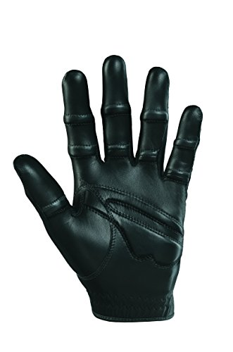 Bionic GGNBCMLML Men s StableGrip with Natural Fit Black Golf Glove, Left Hand, Cadet Medium Large