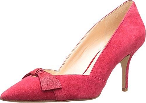 nine-west-womens-kelda-red-leather-loafer