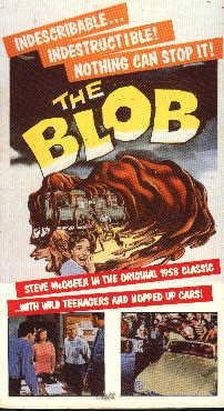 The Blob - The Original With Steve McQueen