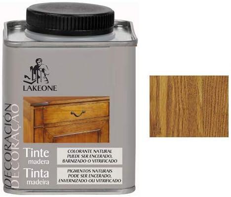 Lakeone 50101/1/4L.04 Tinte para La Madera, Cerezo Silvestre ...