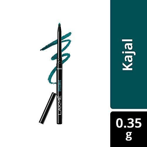 ba02484baf8 Lakme Eyeconic Kajal, Turquoise, 0.35g - Buy Online in UAE.   Beauty  Products in the UAE - See Prices, Reviews and Free Delivery in Dubai, Abu  Dhabi, ...