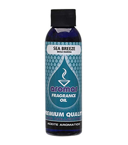 Fragrance Oil 4 Ounce  Sea Breeze Aromatherapy Essential Oil Scented Oil Scent Oil