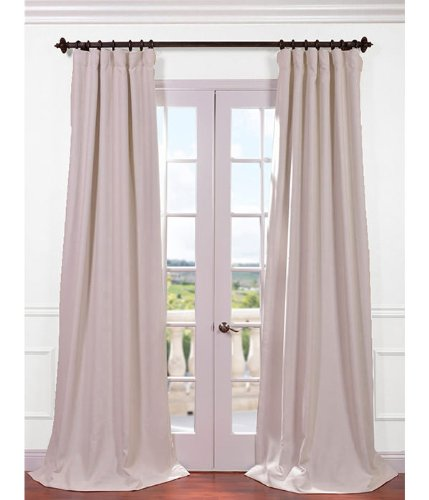 picture of Cottage White Bellino Blackout Curtain