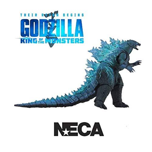 NECA 2019 Godzilla: Godzilla V2 Head-to-Tail 12 Inch Action Figure (Sh Monster Godzilla)