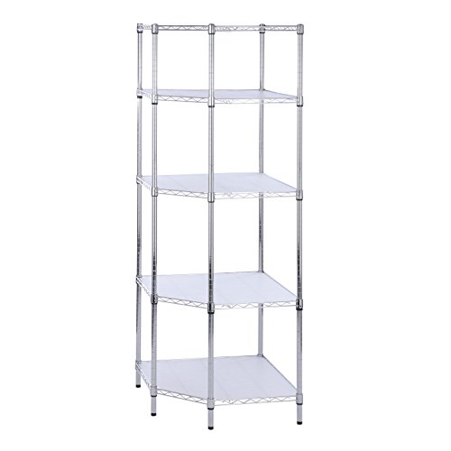5-Tier Corner Shelf