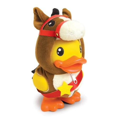 B.Duck Horse Saving Bank, 16cm
