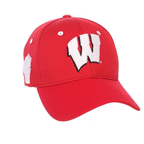 - Zephyr Adult Men Rambler NCAA Hat, Team Color, Medium/Large