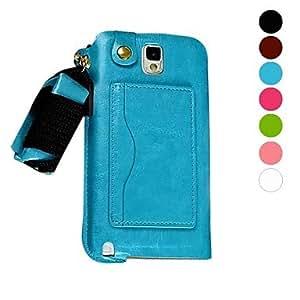 Teléfono Móvil Samsung - Carcasas de Cuerpo Completo - Diseño Especial - para Samsung Galaxy Note 3 ( Negro/Blanco/Verde/Azul/Marrón/Rosado/Rosa , , Pink