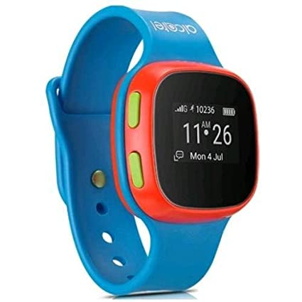Alcatel Movie Time Talk Watch Reloj para niños con Uso SIM + Localización + Llamadas Rapide