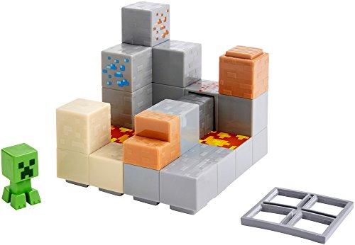Minecraft Mini Figure Doom Drawbridge Environment Set