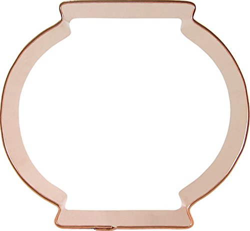 CopperGifts: Fish Bowl Cookie Cutter