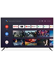 "Blaupunkt 65"" 4K Ultra HD Frameless Android TV™ with Google Play Store, Google Assistant and Chromecast Built in"