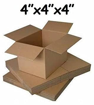 small cardboard boxes
