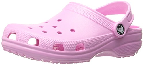 Crocs Kids' Classic K Clog, Carnation, 5 M US Toddler