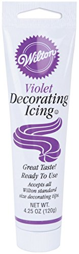 Wilton Violet Icing Tube