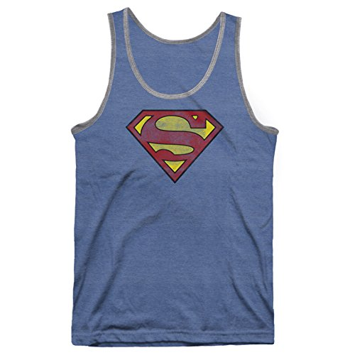 Superman+tank+tops Products : Justice League Men's Tank Tops