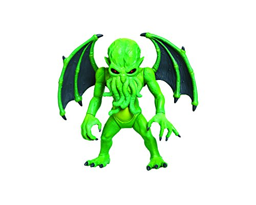 "Warpo Toys Legends of Cthulhu: Cthulhu - The Great Old One 12"" Figure"