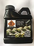 Cameleon Chain Oiler - Cameleon Synthetic Chain Oil w/ Anti-Friction - Replacement Bottle - 8 once / 250mL (1-Bottle)