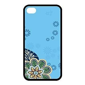 Custom Vera Bradley Back case for iphone4,4S JN4S-345