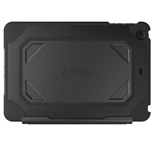ZAGG Rugged Book Durable Case, Hinged with Detachable Backlit Keyboard for iPad Mini/Mini 2/ Mini 3 - Black by ZAGG (Image #6)
