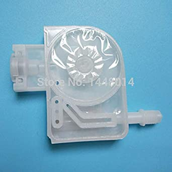 Color: White Printer Parts 50pcs//lot Yoton Galaxy Printer DX5 Ink Damper for Eps0n DX5 Head