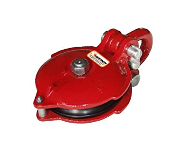 Keeper KWA14650 Pulley Block - 36,000 lbs. Load Capacity
